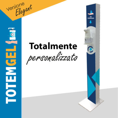 TotemGel personalizzato